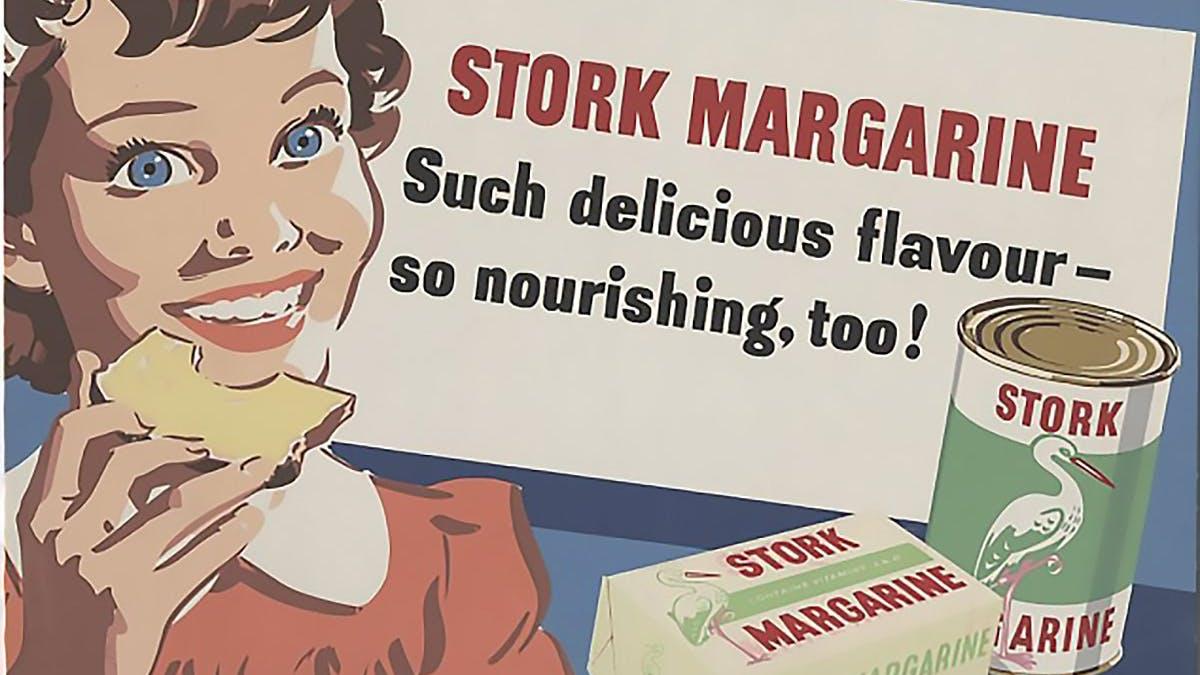 """""""Smörets stora återkomst tar död på margarinet"""""""