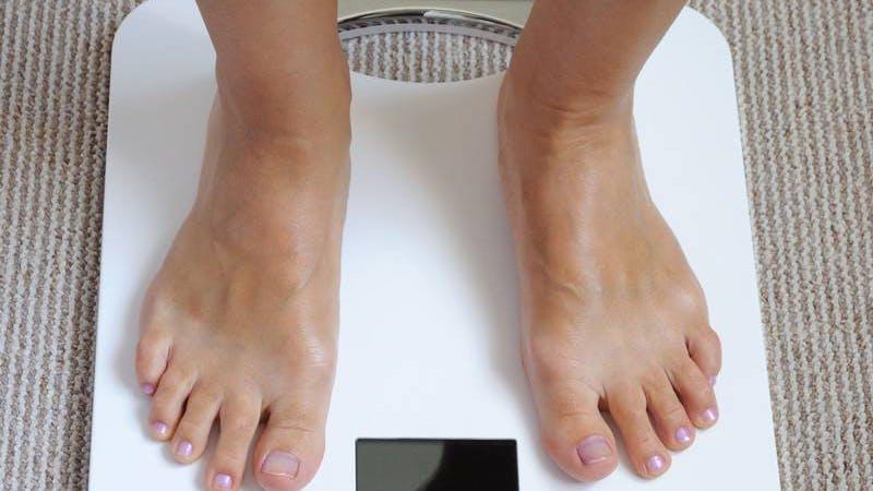 Åtta kilo på 20 veckor