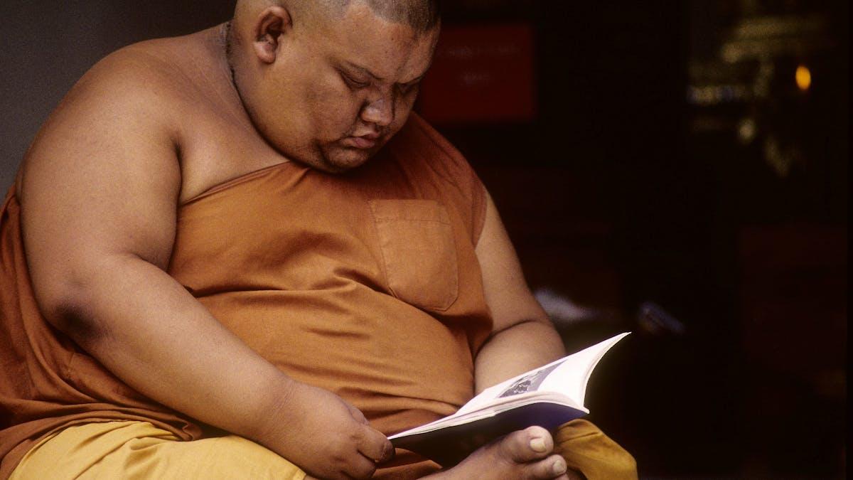 """Därför är Thailands munkar som en """"tickande fetmabomb"""""""