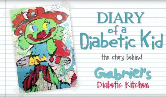 Ett diabetesbarns dagbok