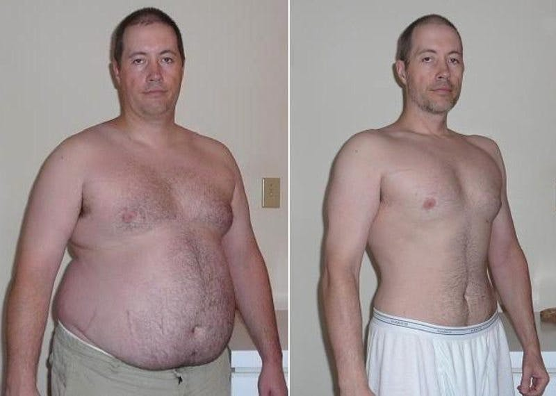 <strong>#6</strong> Mest lästa framgångshistoria 2016 – Så gick Jason ner 40 kg på nio månader