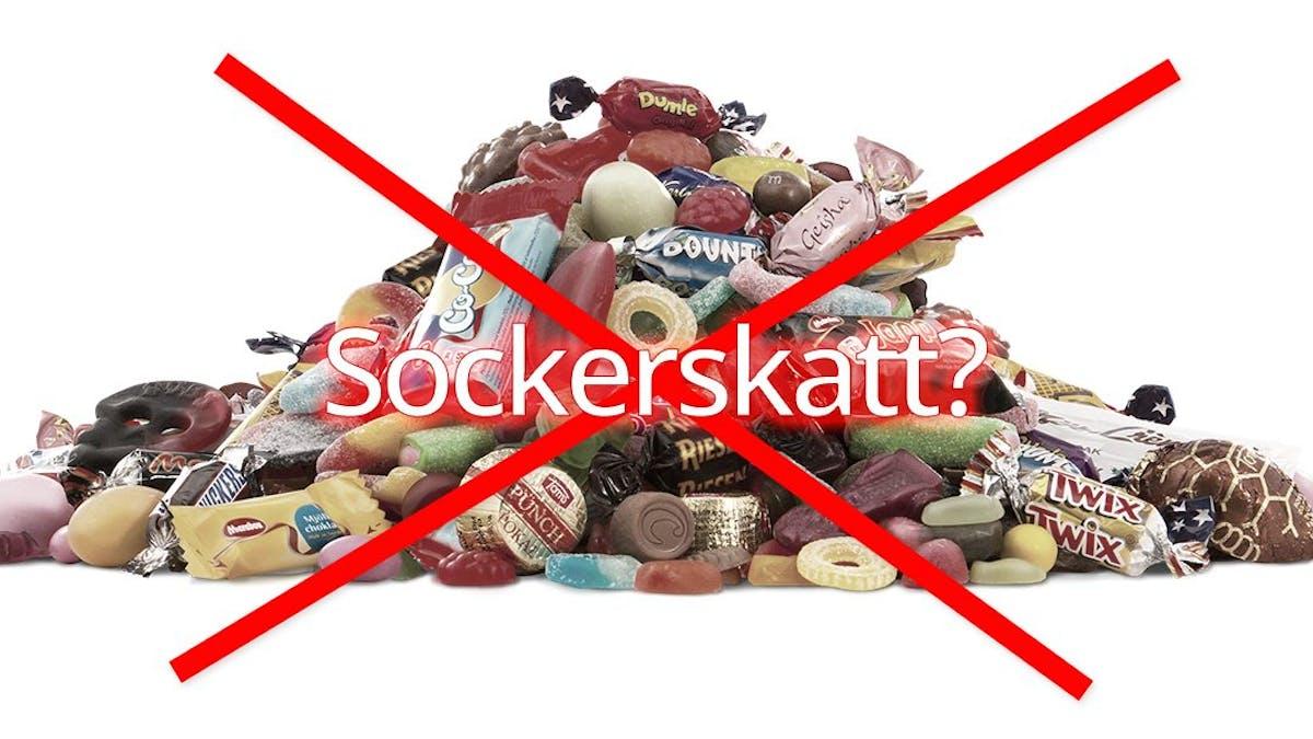 """Folkhälsoministern fegar ur: """"Därför blir det ingen sockerskatt i Sverige"""""""