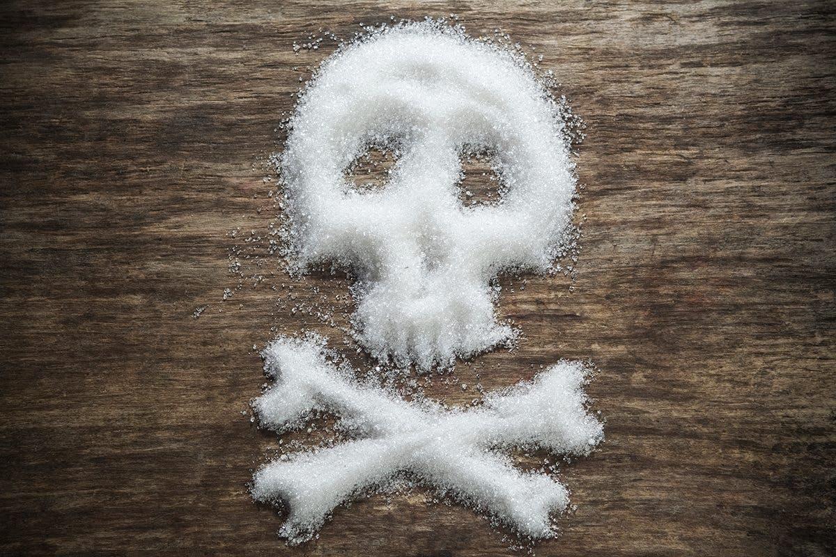 Vad gör socker med hälsan?