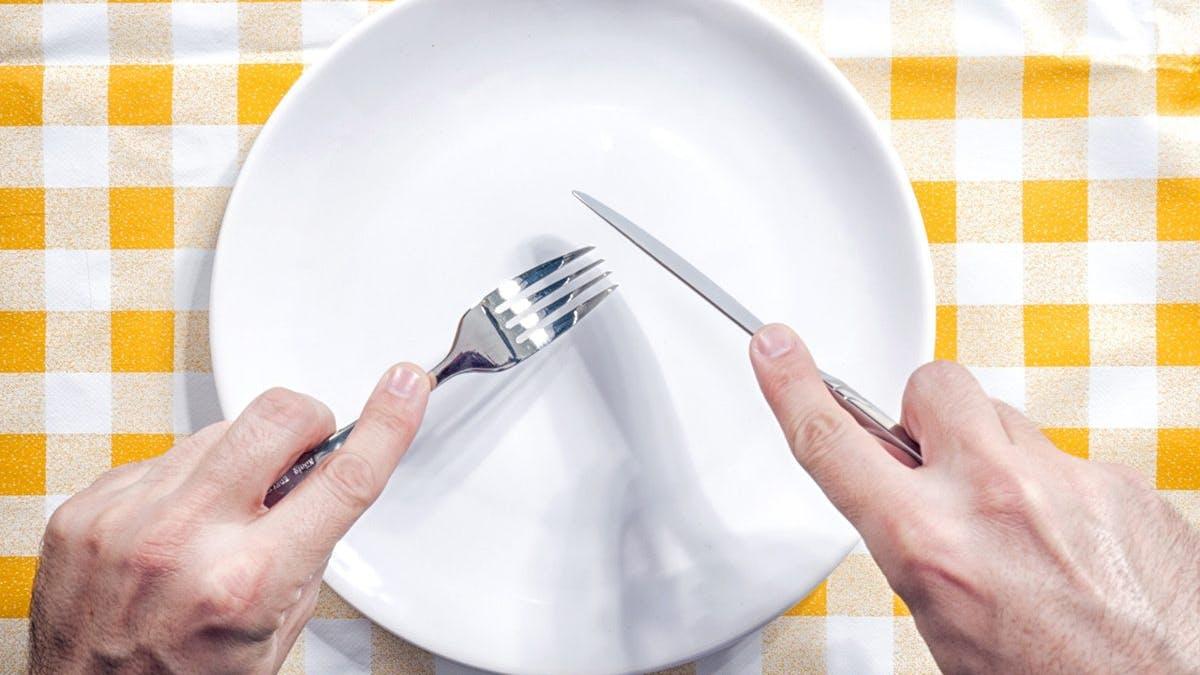 Glöm kaloriräkning –detta är den verkliga nyckeln till viktnedgång