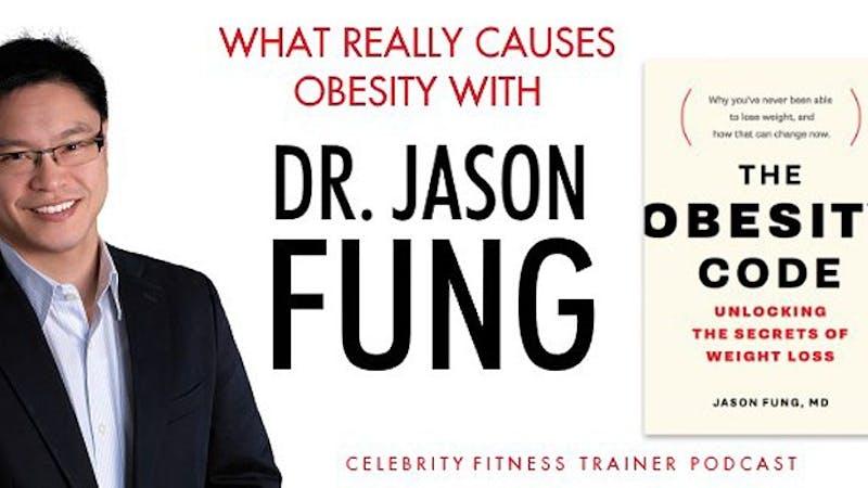 Podcast: Vad som verkligen orsakar fetma med dr Jason Fung