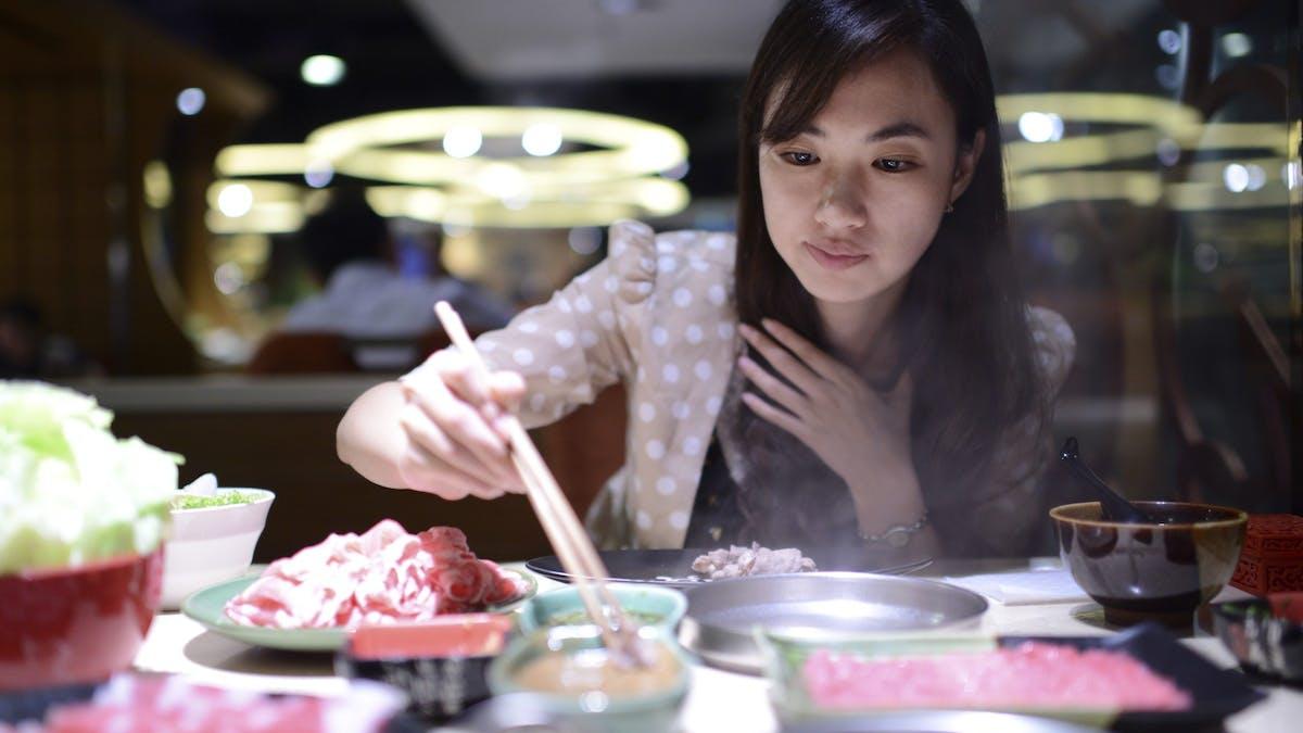 Lågkolhydratkost trendigt i Japan