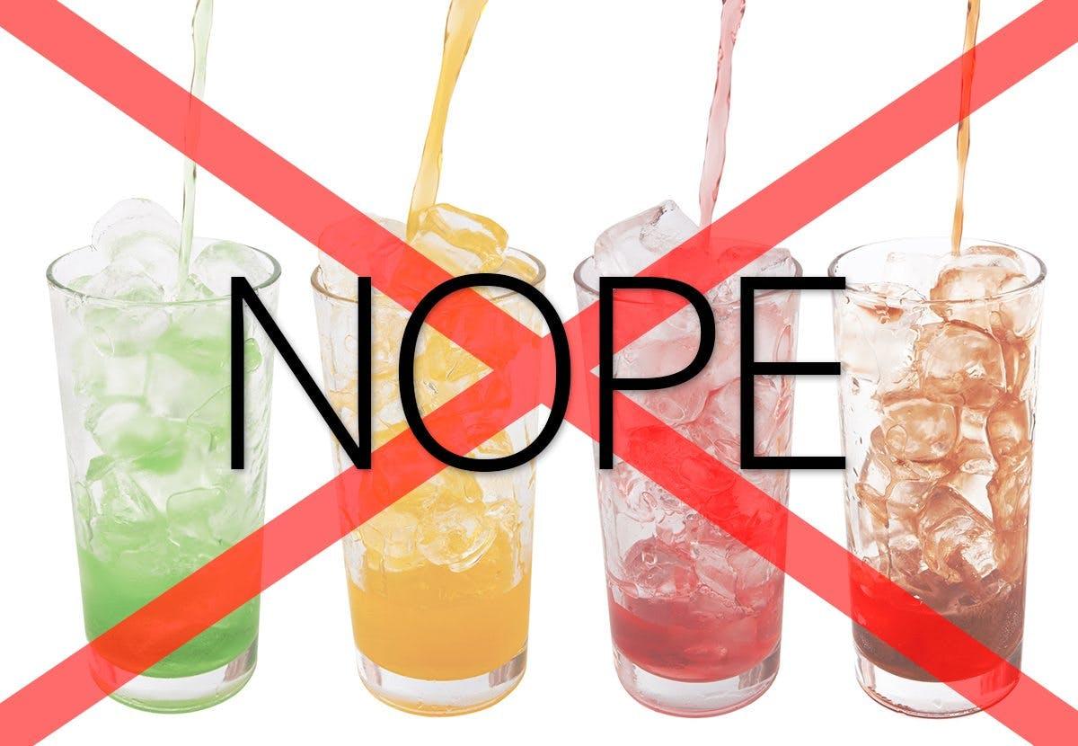 Söta drycker förbjuds på sjukhus i Nya Zeeland