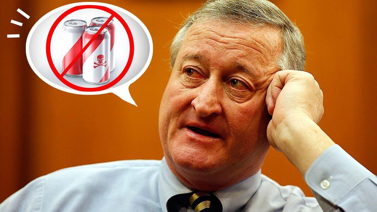 Hög skatt på läsk på väg att införas i Philadelphia