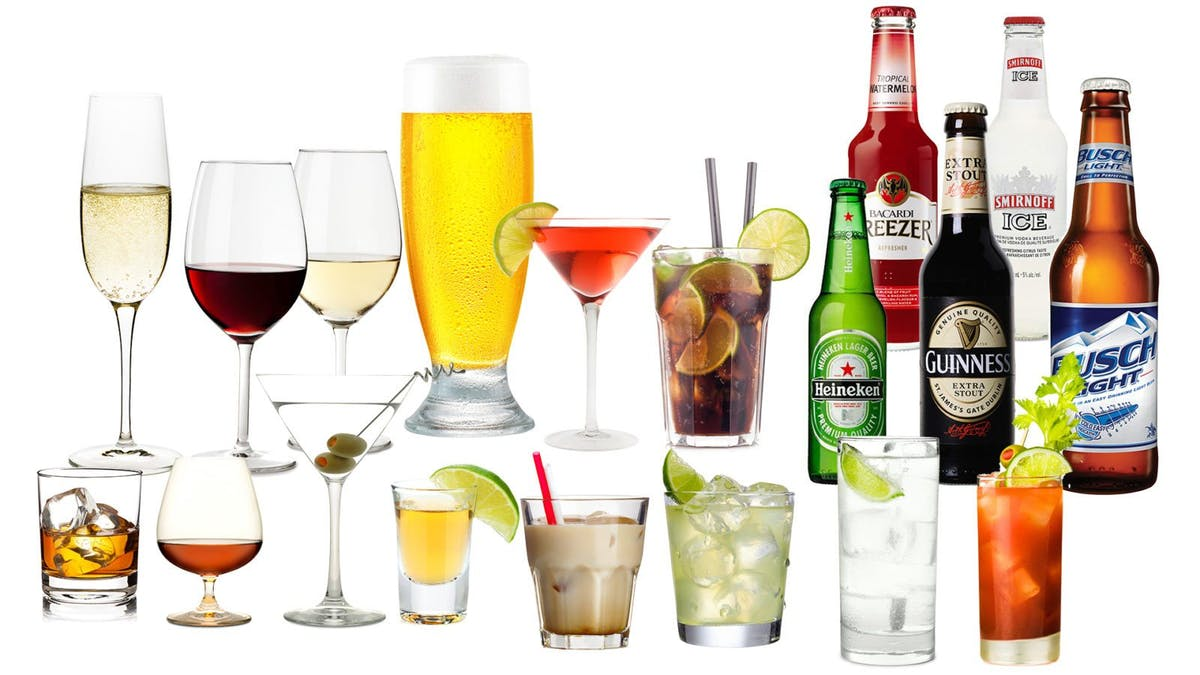 Alkohol och LCHF –bäst och sämst