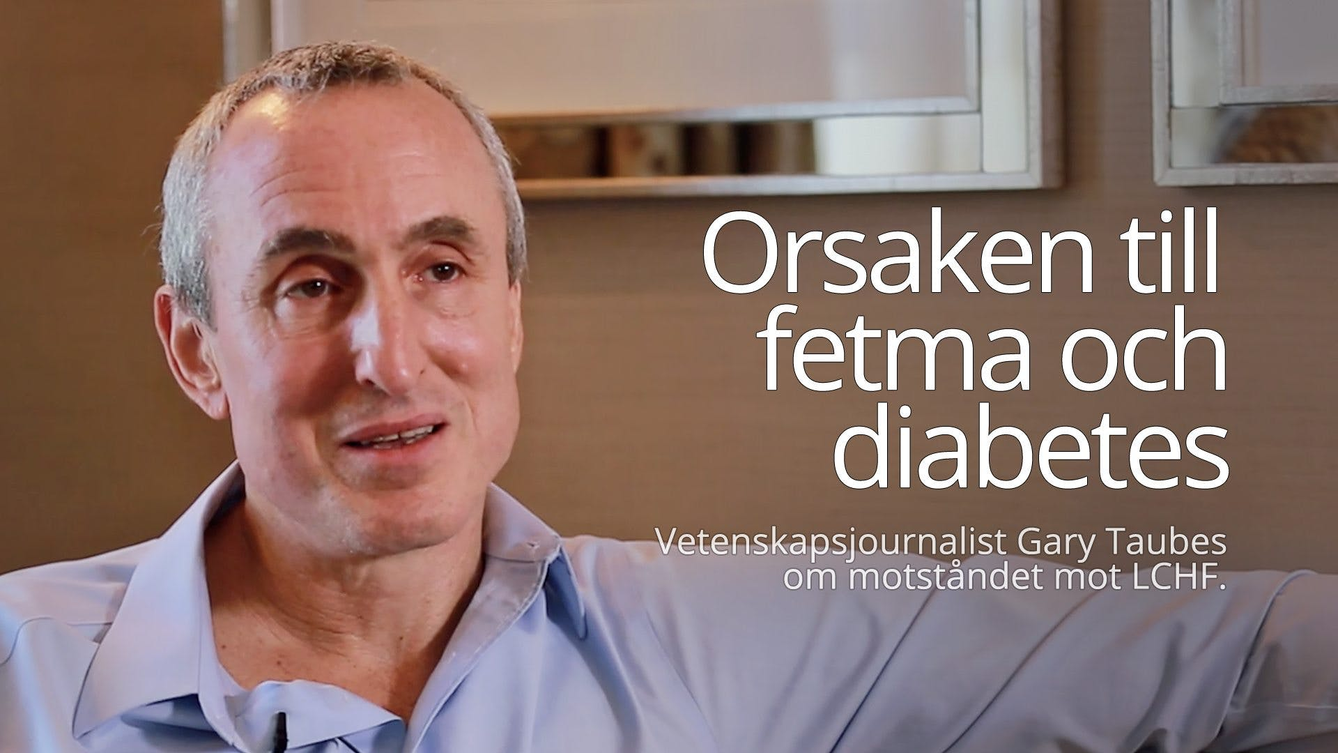 Gary Taubes interview (SA 2015)
