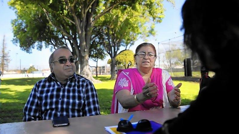 Amerikaner med asiatiskt ursprung får diabetes som unga och smala