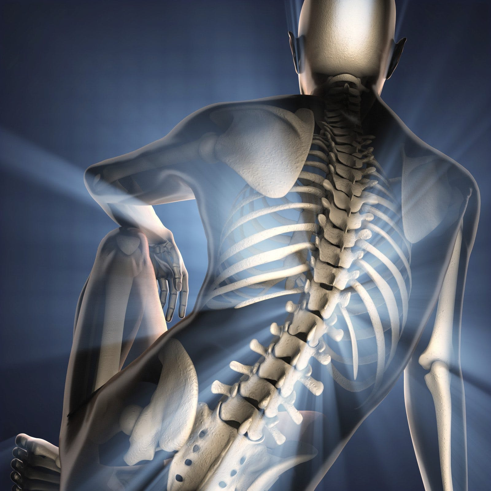 Hur påverkar LCHF skelettet?