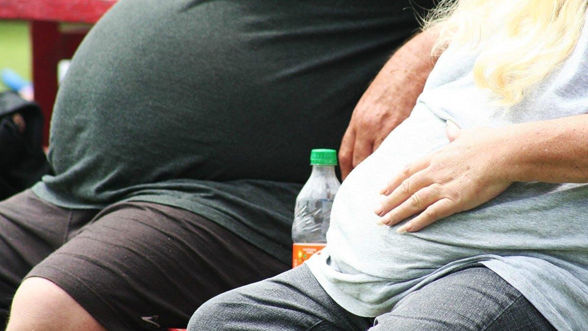 Världen är mer fet än underviktig