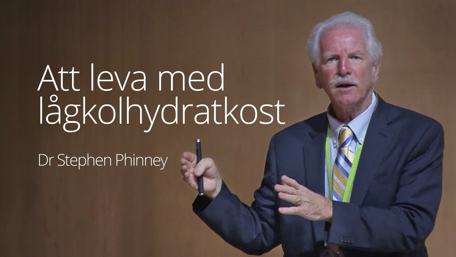 Dr. Stephen Phinney – Low Carb Living SA