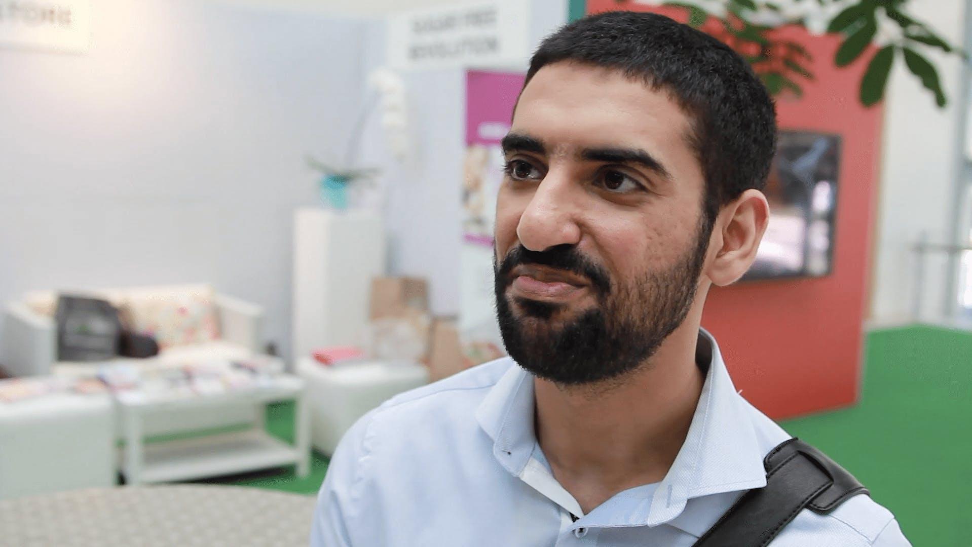 Den enda LCHF-läkaren i Saudiarabien?