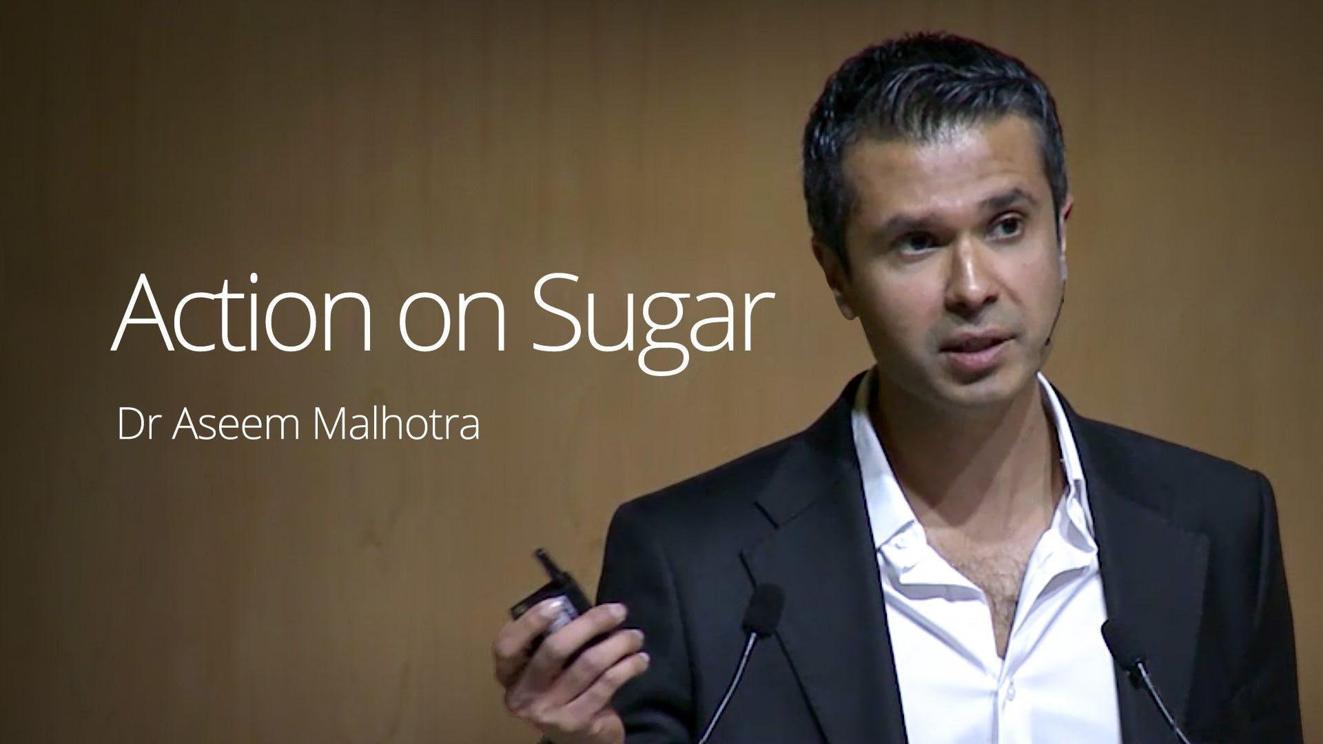 Action on sugar