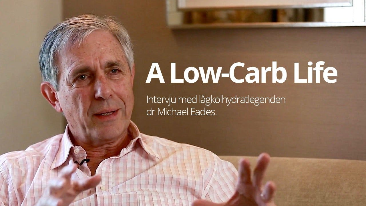 Dr. Michael Eades - A Low-Carb Life (SA 2015)