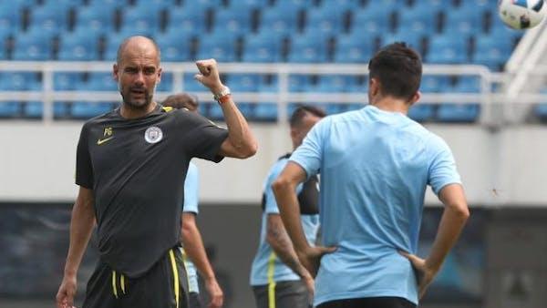 Manchester Citys tränare: Sluta ät pizza eller sluta träna!