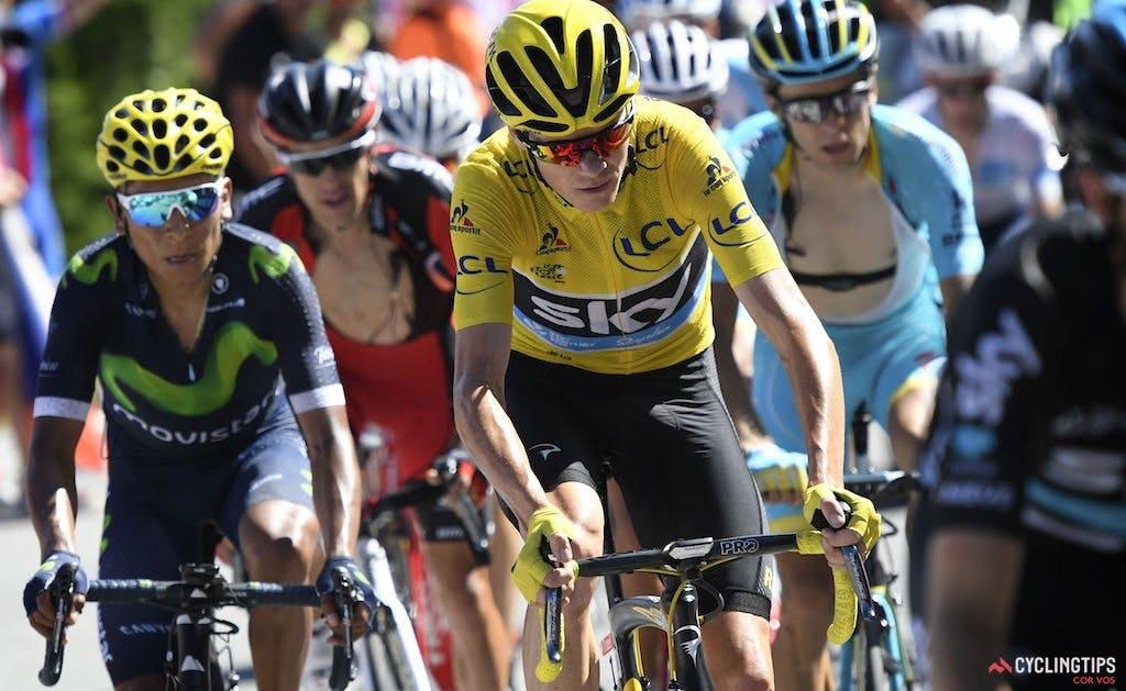 Chris Froome drog ner på kolhydraterna, gick ner 9 kg och vann Tour de France - 3 gånger!