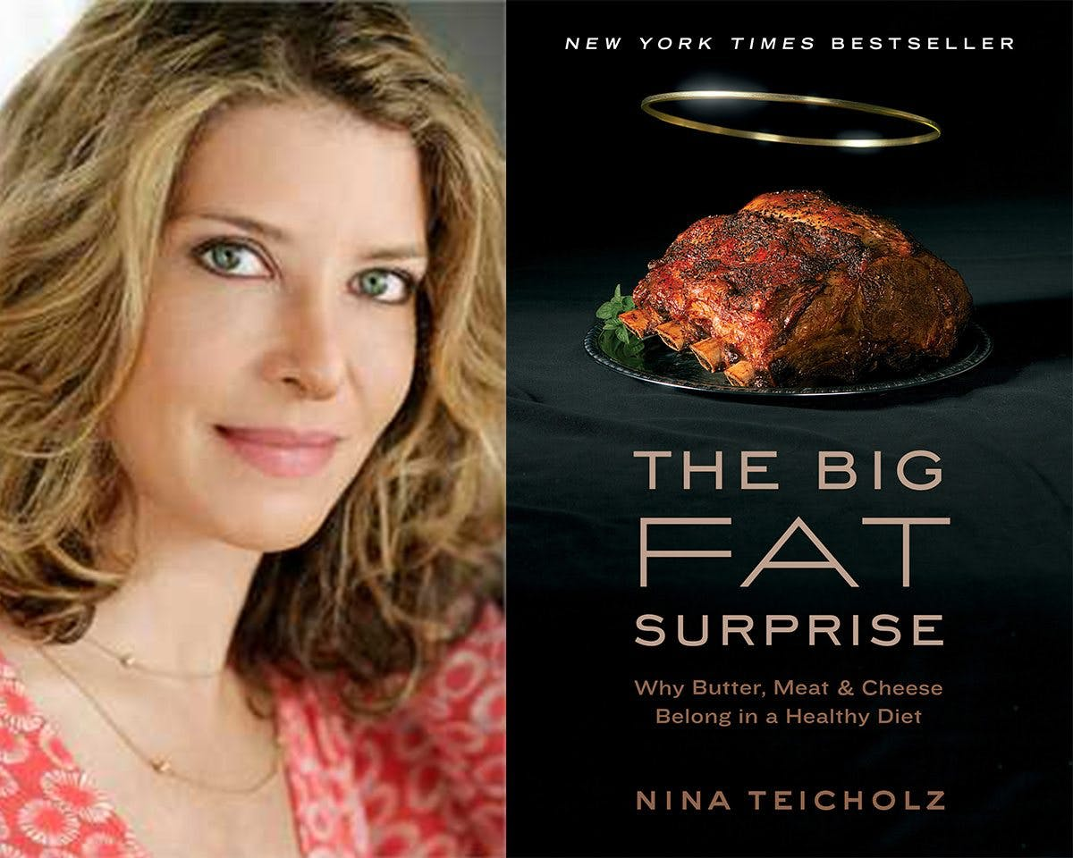 "Nina Teicholzs bästsäljare ""The Big Fat Surprise"": Så introducerades fettsnål kost i USA"