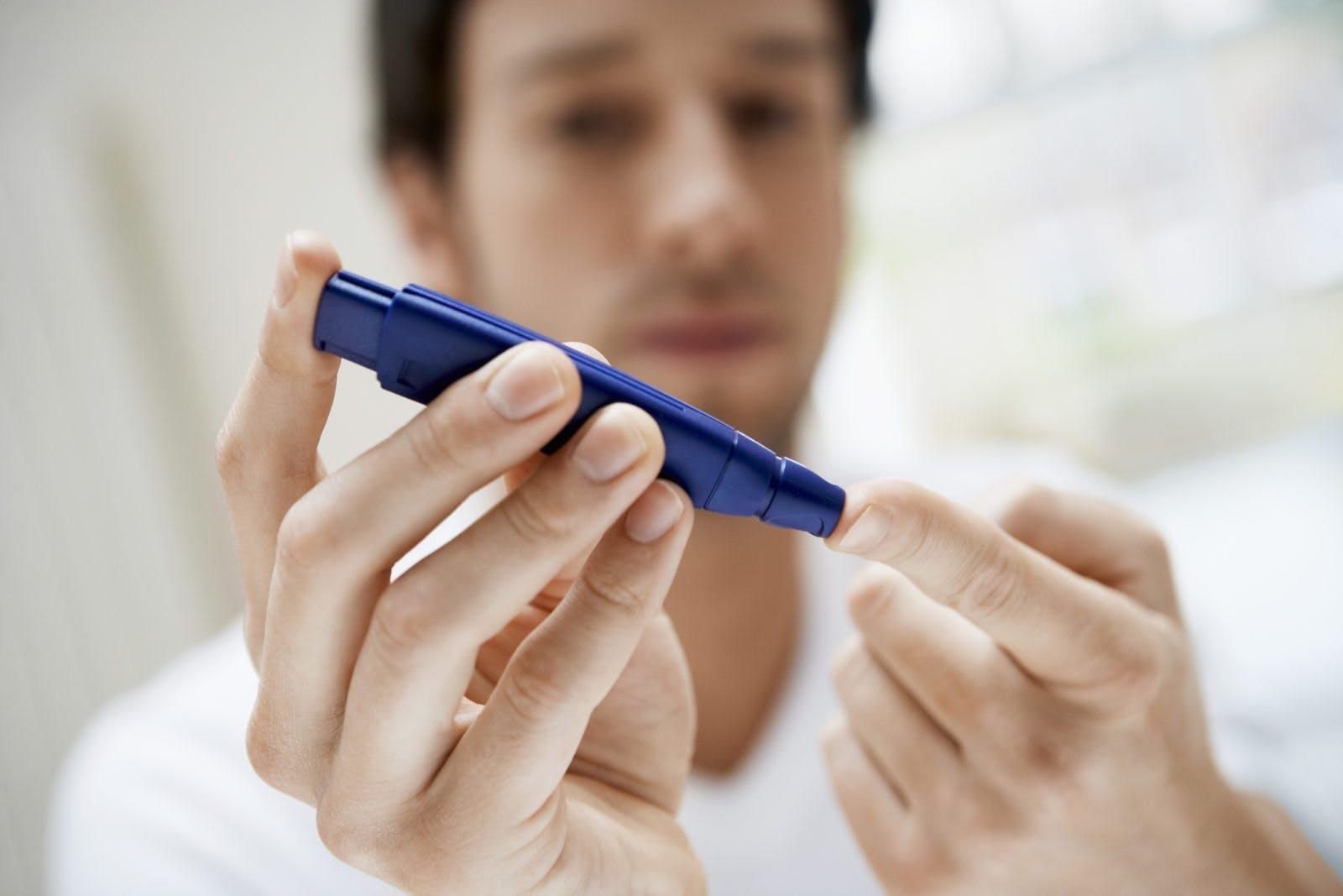 Reglera blodsockret med LCHF vid typ 1-diabetes