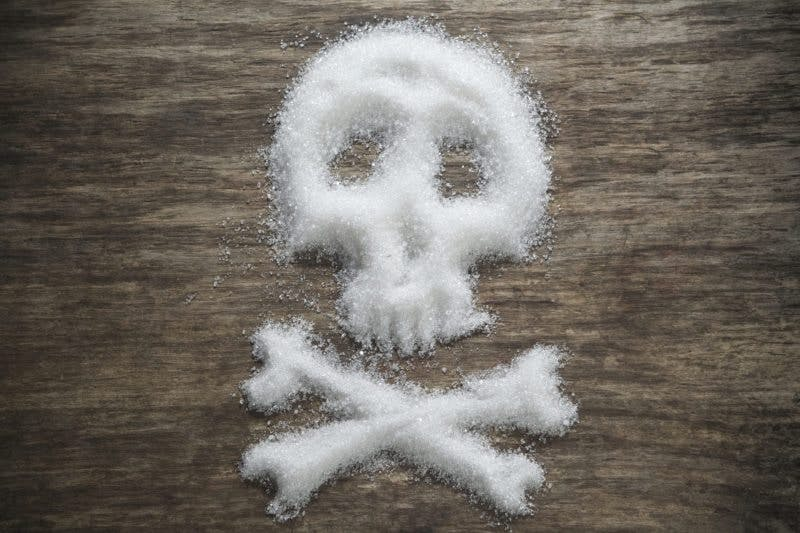Socker - inte bara tomma kalorier