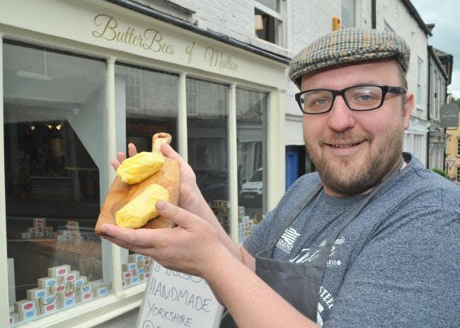 Smör är tillbaka - och här är en smörbutik