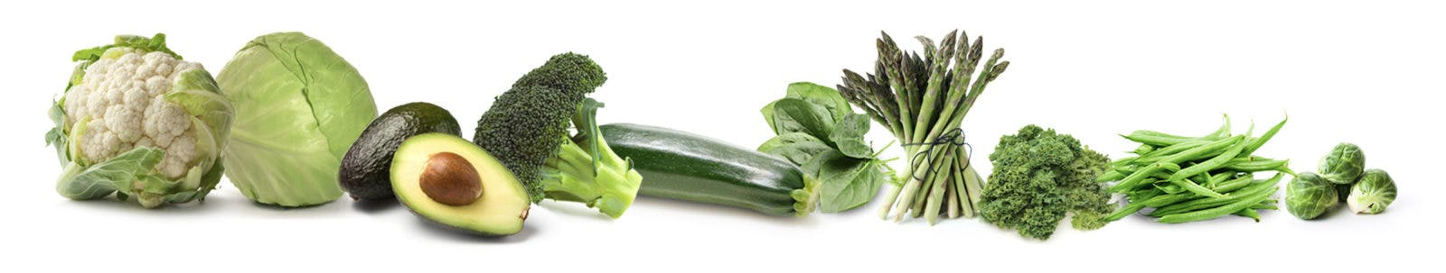 LCHF och grönsaker – tio i topp
