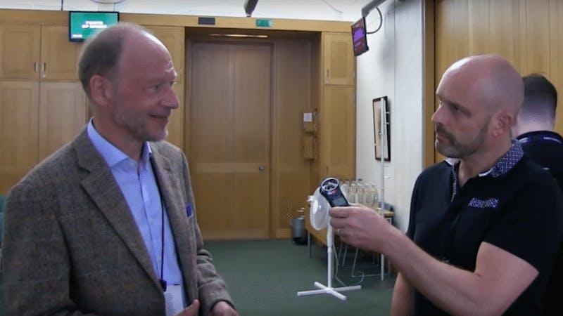 Intervju med LCHF-läkaren David Unwin