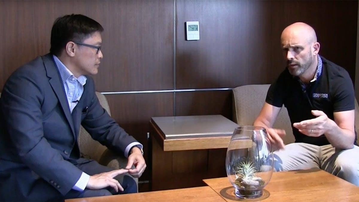 """Dr Jason Fung om att fasta skulle vara en """"bantningsfluga"""""""