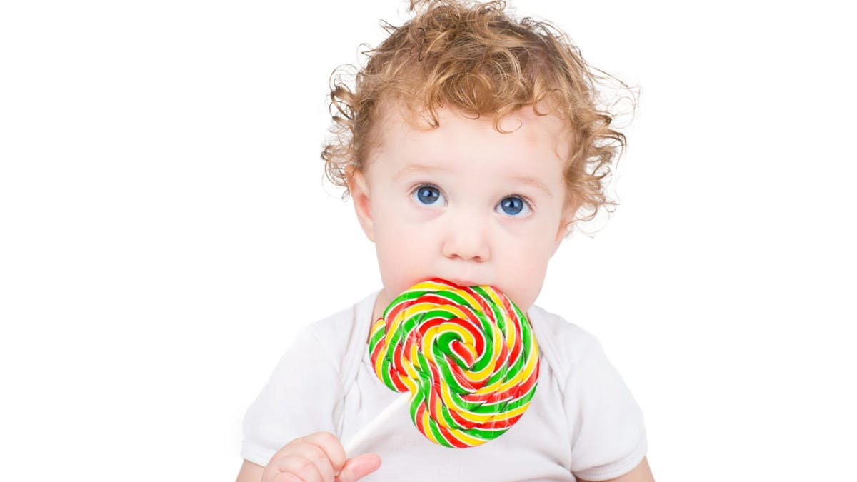 NOLL tillsatt socker för barn under två år, rekommenderar American Heart Association
