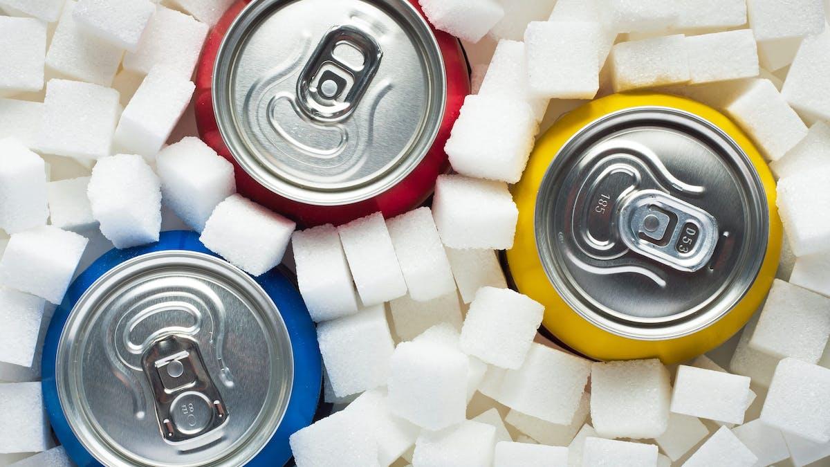 Goda nyheter: Socker är OK (skulle inte tro det!)