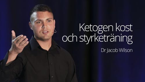 Dr. Jacob Wilson - Ketogenic Diets & Resistance Training (SD 2016)