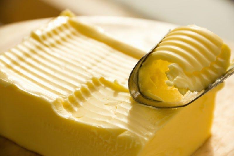 Inga bevis för att smör skulle vara dåligt för dig