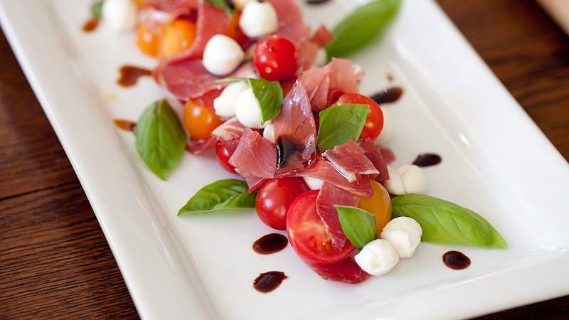 Italiensk meny