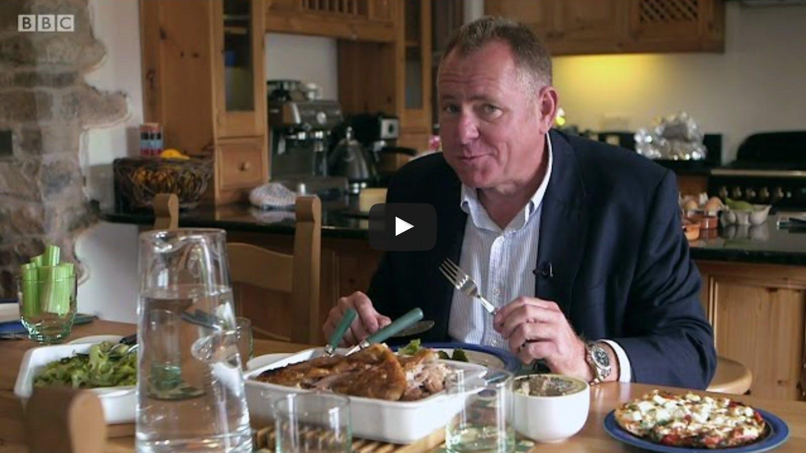 """""""Fat v Carbs"""" på BBC"""