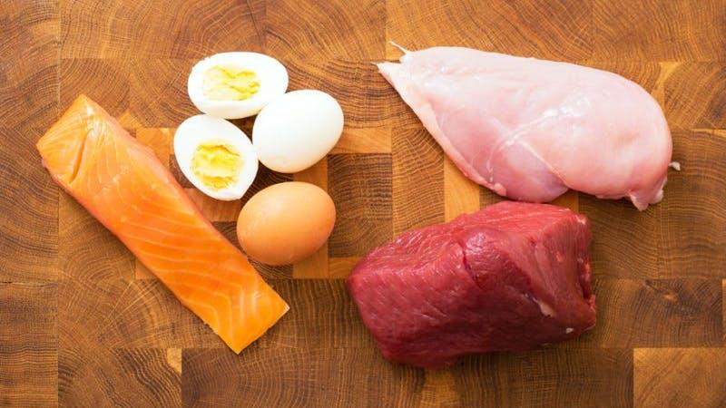 <strong>#10</strong> Populäraste inlägget 2016 – Hur mycket protein ska man äta?