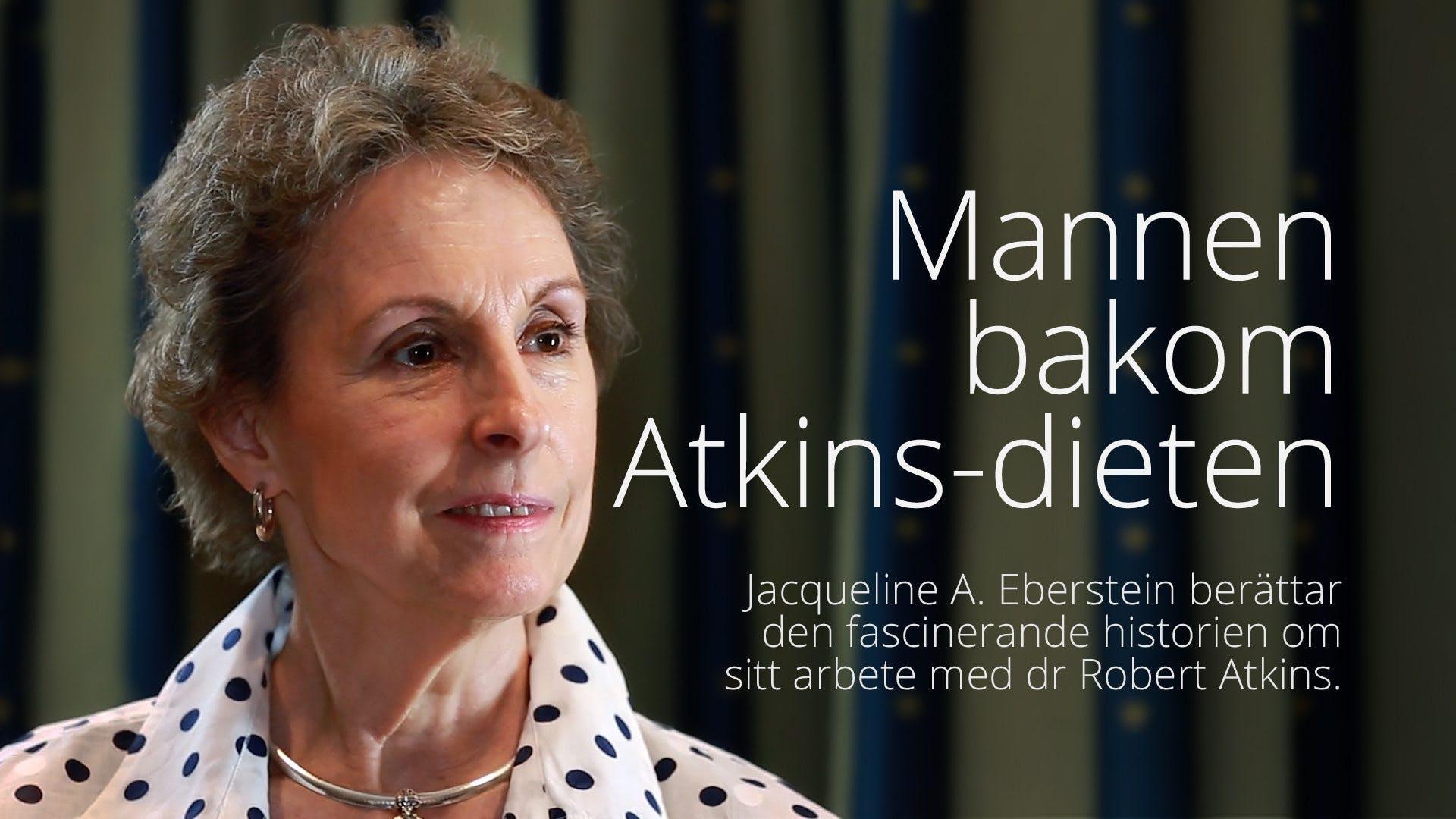 Mannen bakom Atkins Diet - Jackie Eberstein (1080p)