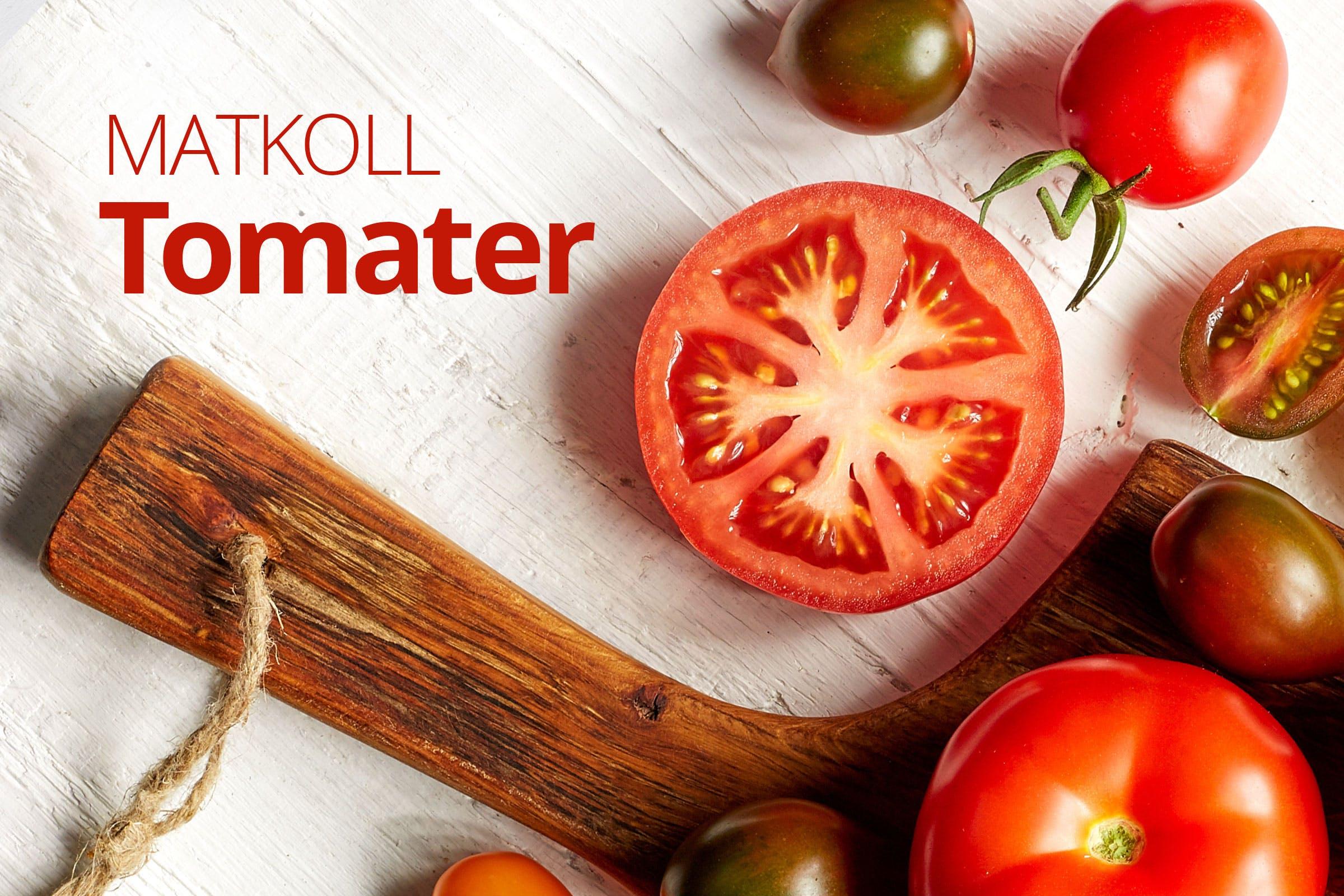 Lär dig mer om tomater