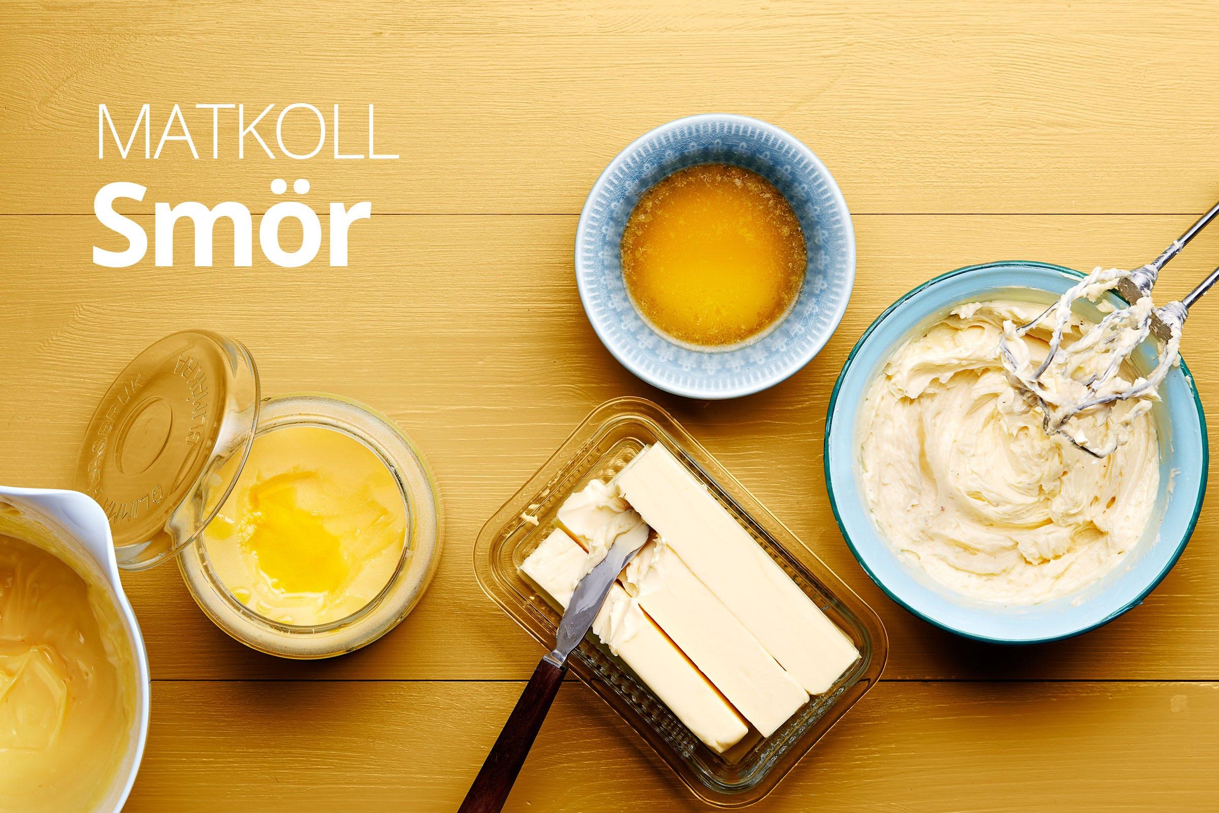 Lär dig mer om smör