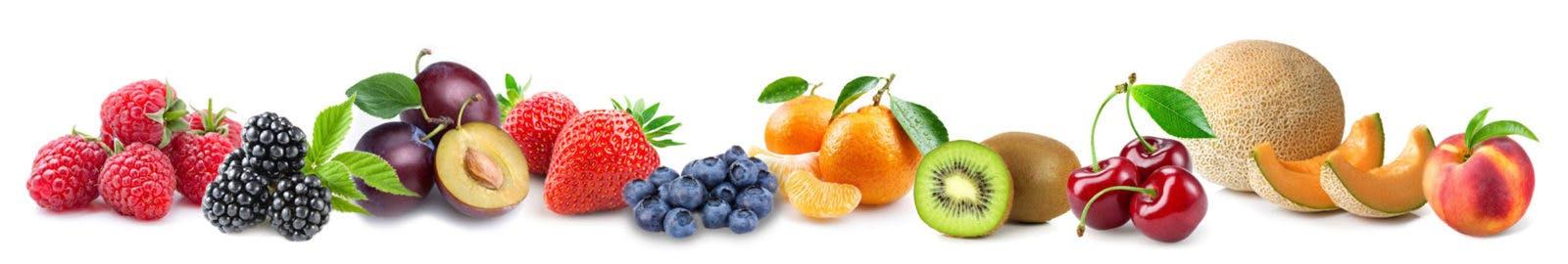 Top 10 low-carb fruits