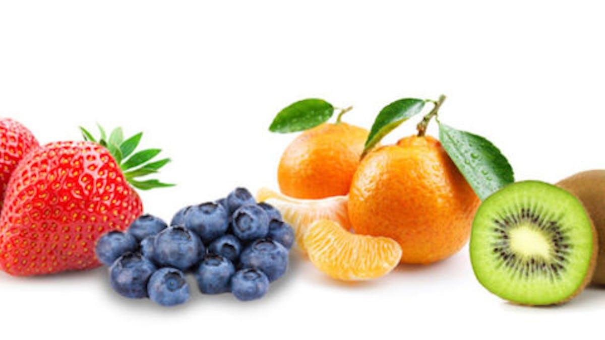 Frukt och bär – tio i topp