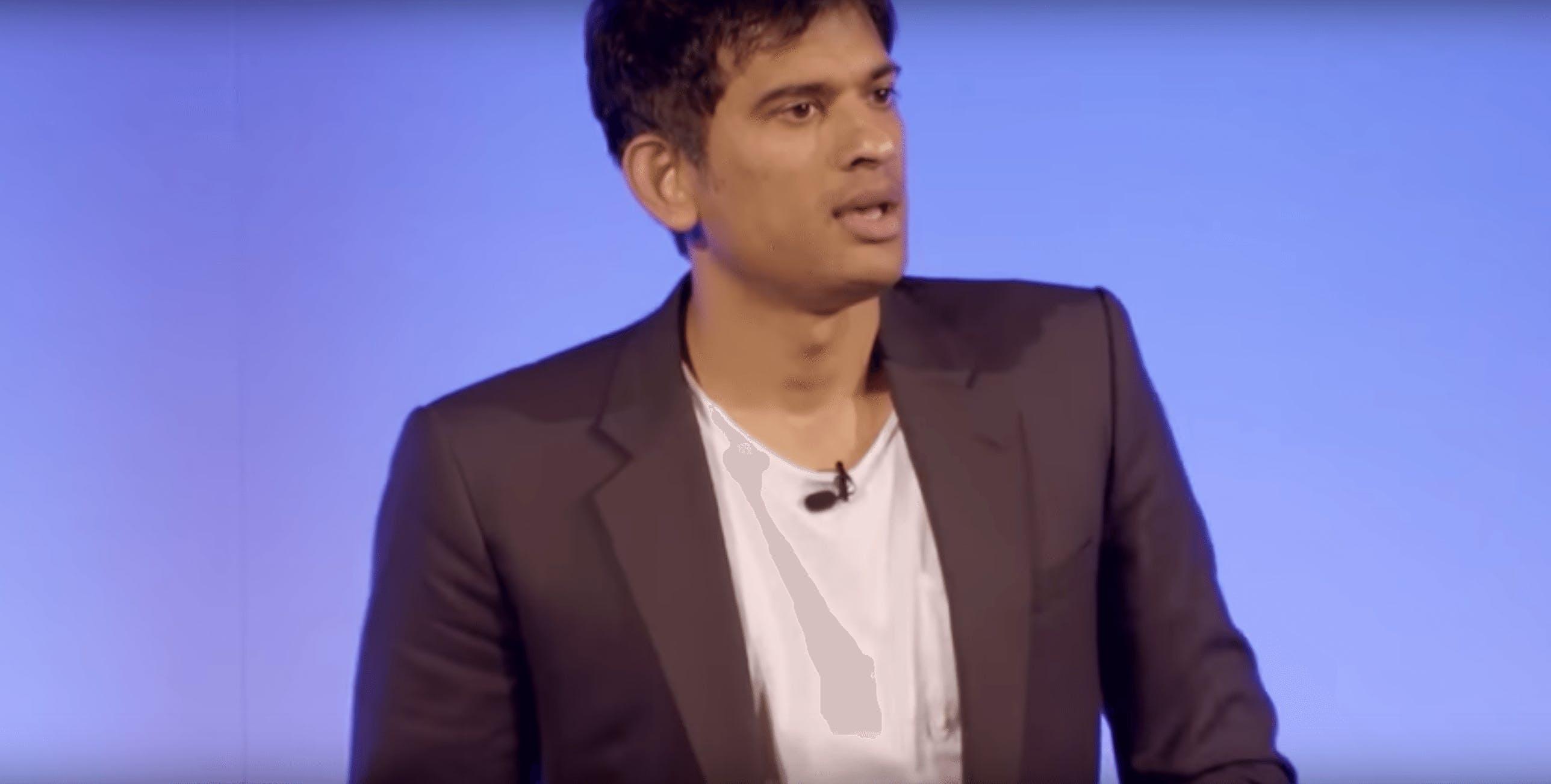 Hur man får <strong>sjukdomar att försvinna</strong> – drChatterjees fantastiska TEDx-föreläsning