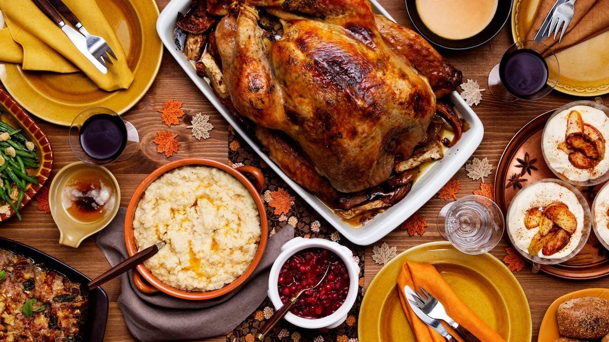 Samlingssida: Thanksgiving på LCHF-vis