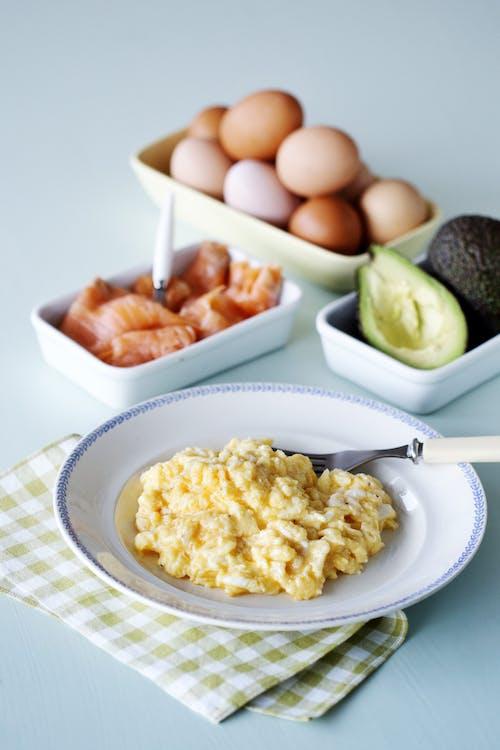 Klassisk äggröra