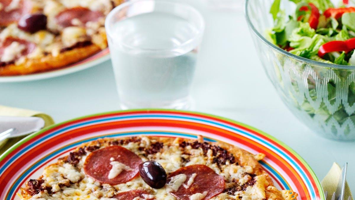 VINNARE populäraste måltid 2018: LCHF-pizza