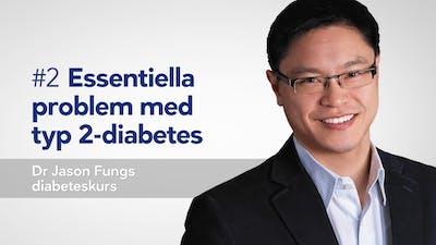 Det essentiella problemet med typ 2-diabetes