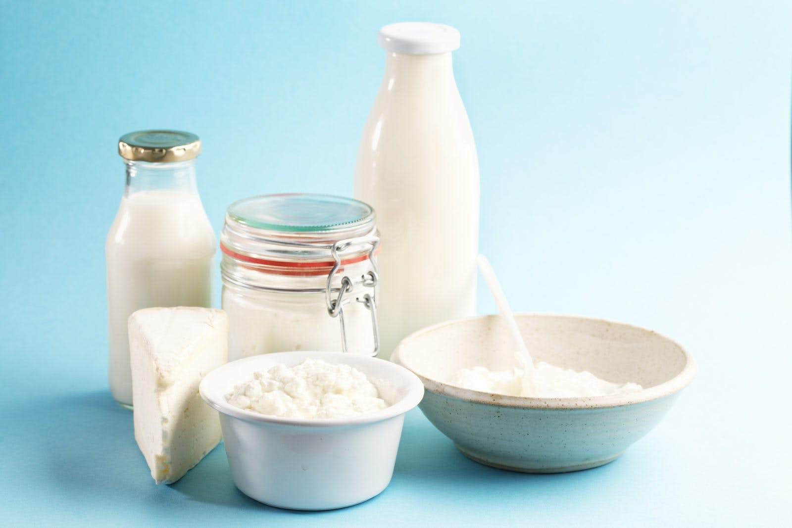Eat less dairy to lose weight