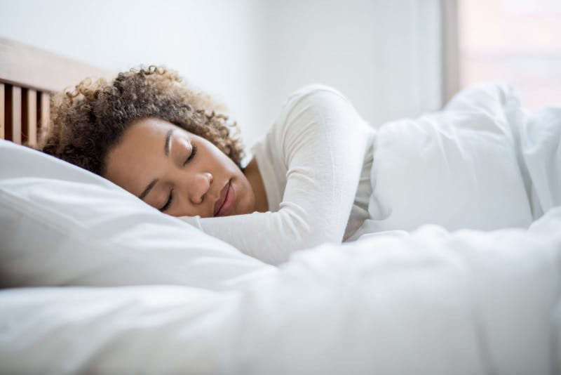 Sleep more to lose weight