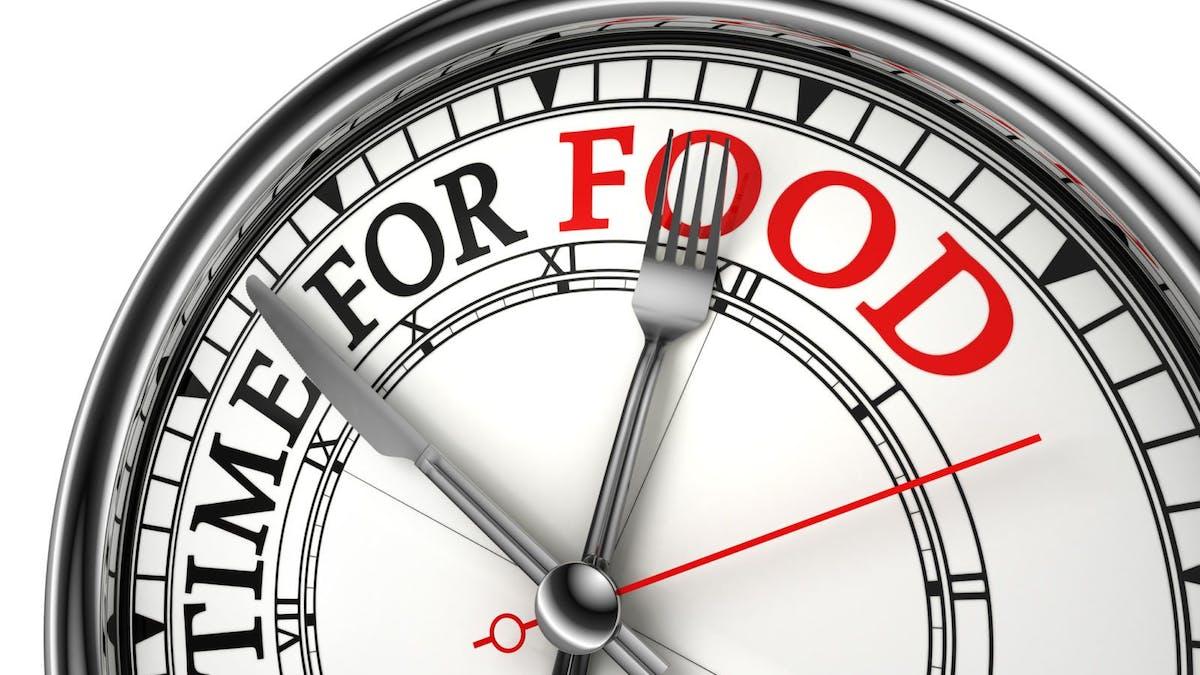 Så går du ner i vikt: <strong>Ät bara när du är hungrig</strong>